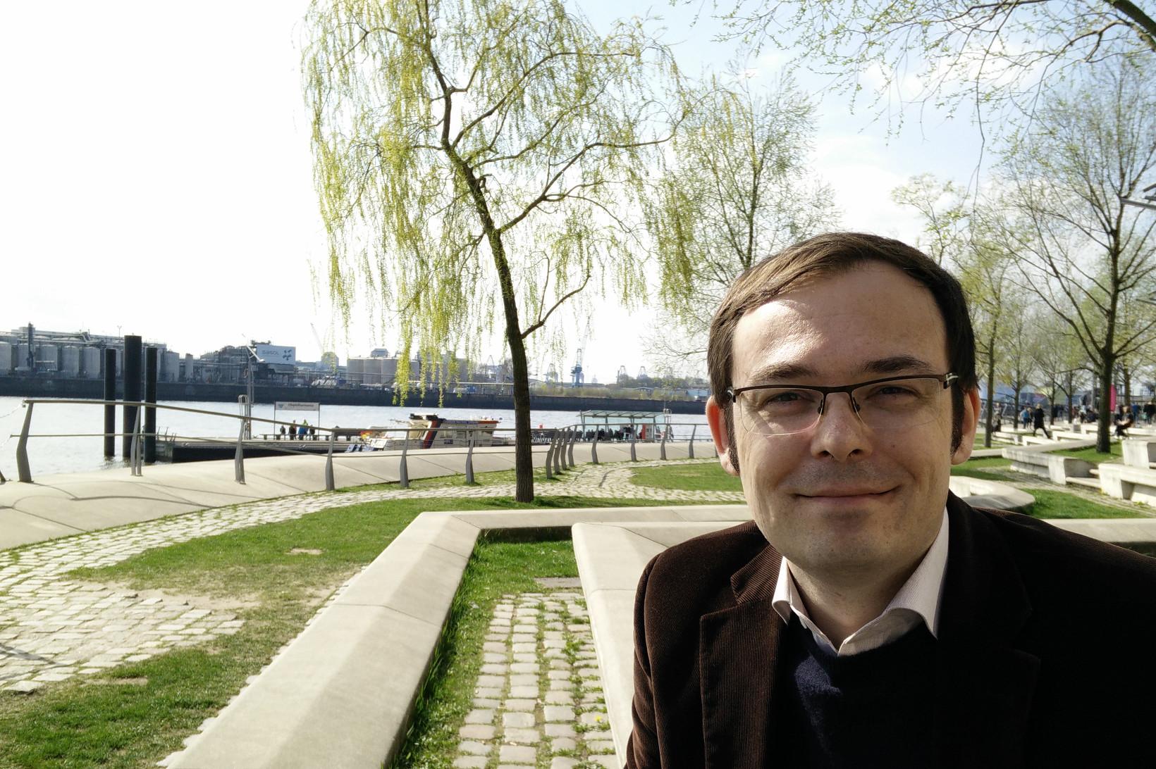 Dr.-Ing. Thomas Echterhof